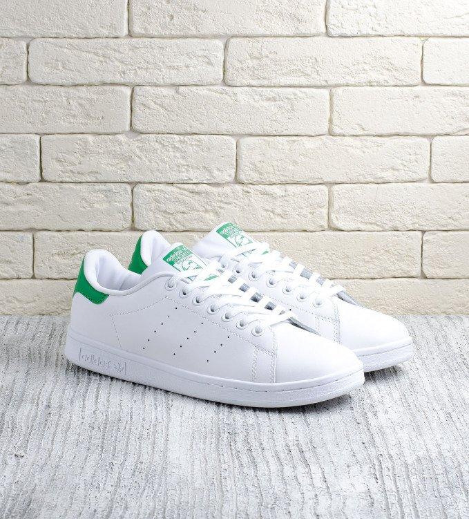Adidas Stan Smith white green V2
