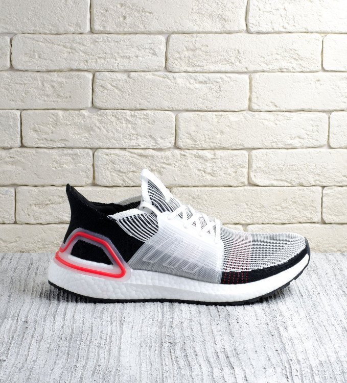 Adidas UltraBoost White-red