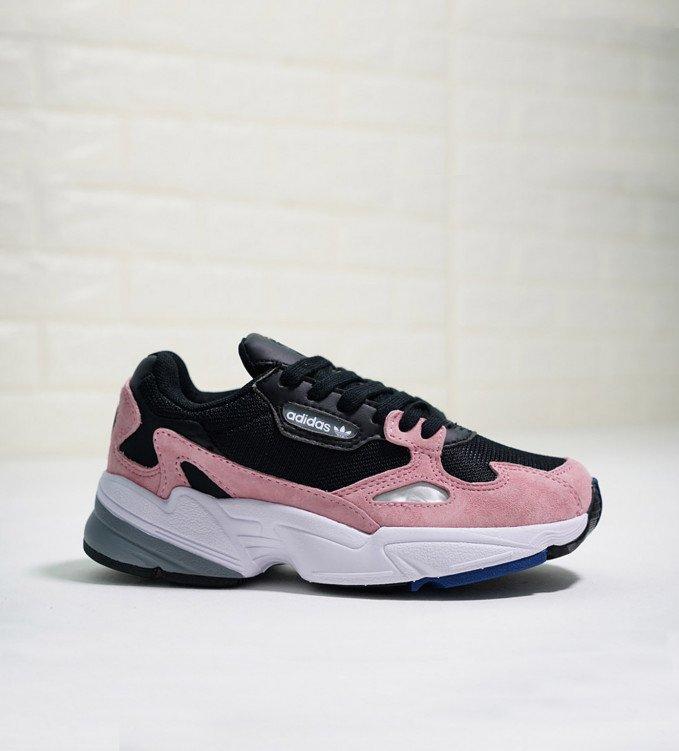 Adidas Falcon Pink-black
