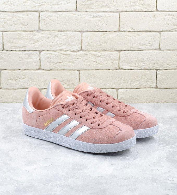 Adidas Gazelle Pink Chrome