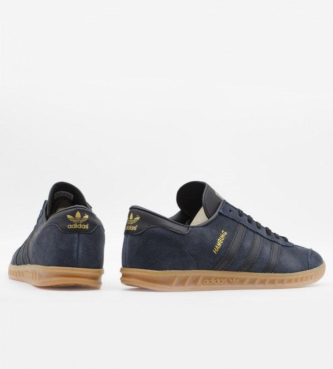 Adidas Hamburg dark-blue black