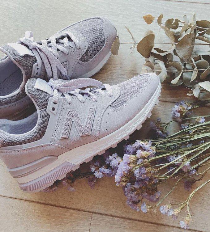 New Balance 574S Lavender