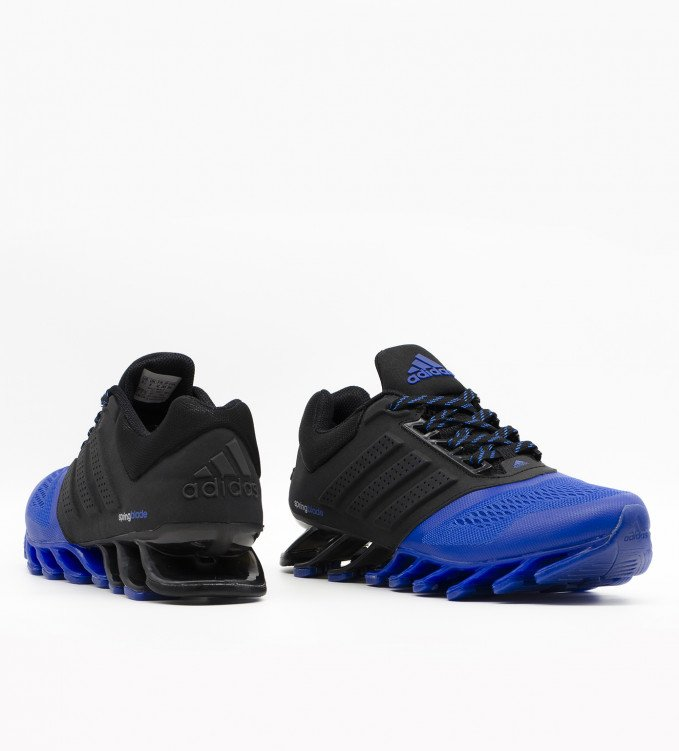 Adidas Springblade blue-black