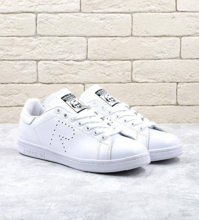 Adidas Stan Smith x Raf Simons White