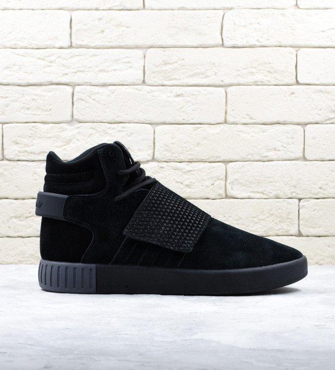 Adidas Tubular Invader Strap black