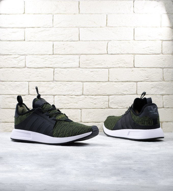 Adidas X PLR Olive Cargo
