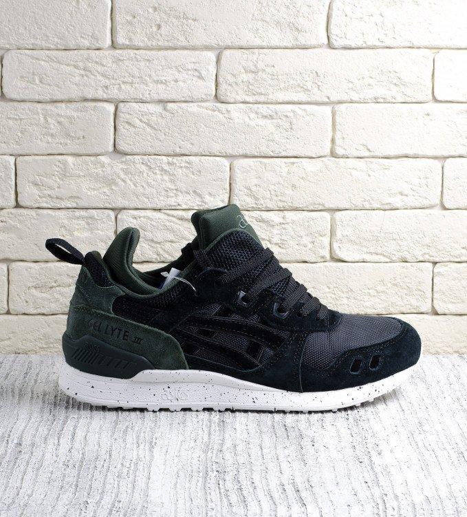 Asics Gel Lyte 3 black-green