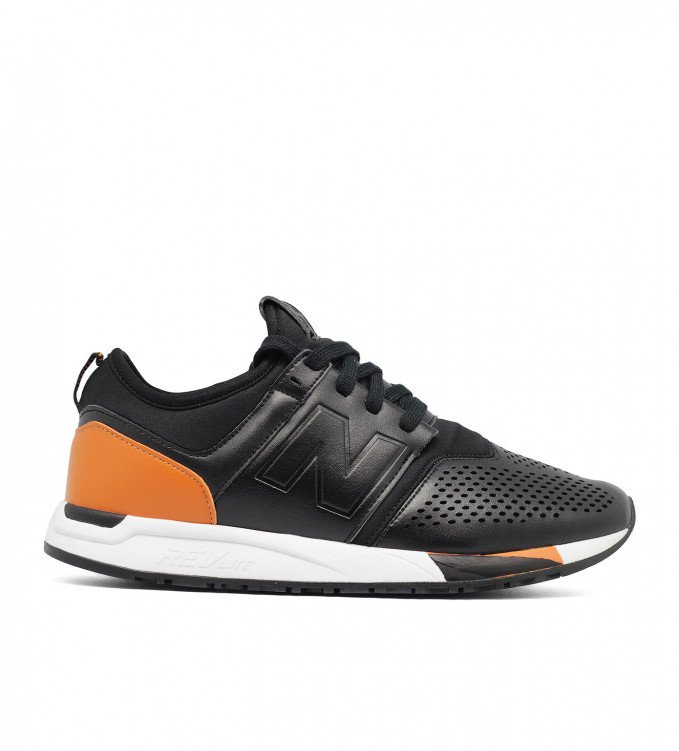 New Balance 247 Luxe Pack Black