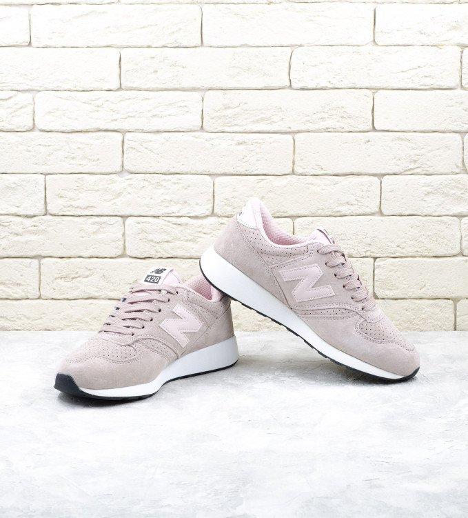 New Balance 420 Pink Powder