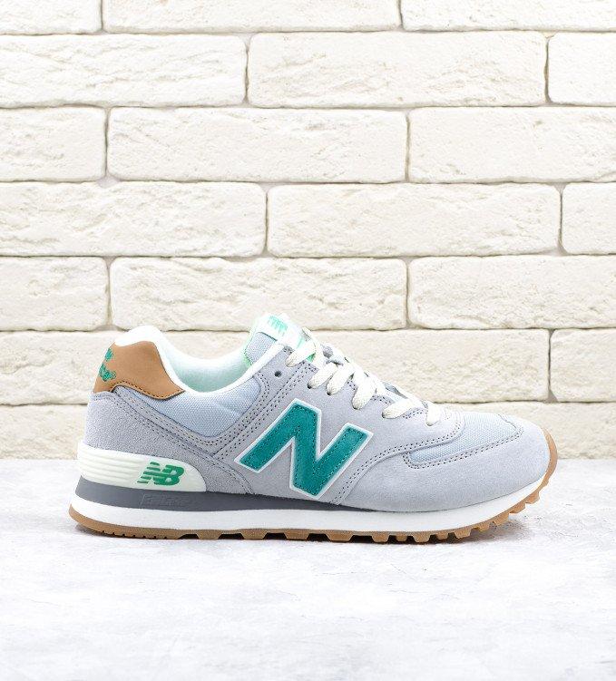 New Balance 574 Grey-Green