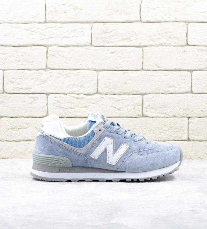 New Balance 574 Pastel blue