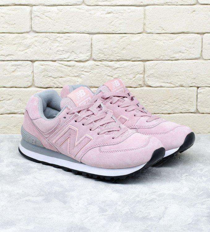New Balance 574 Pink Powder Premium