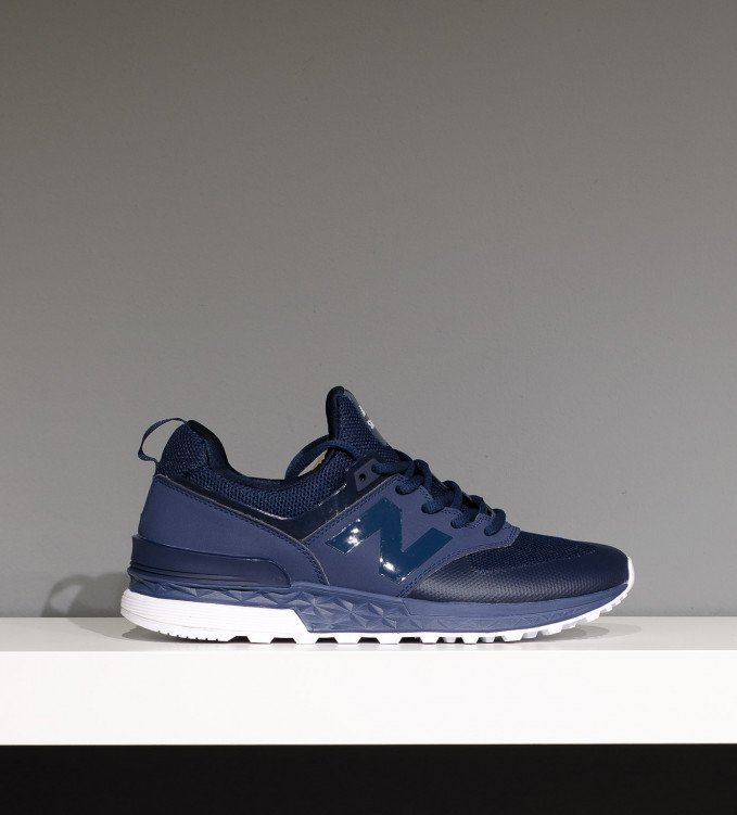 New Balance 574S Midnight blue