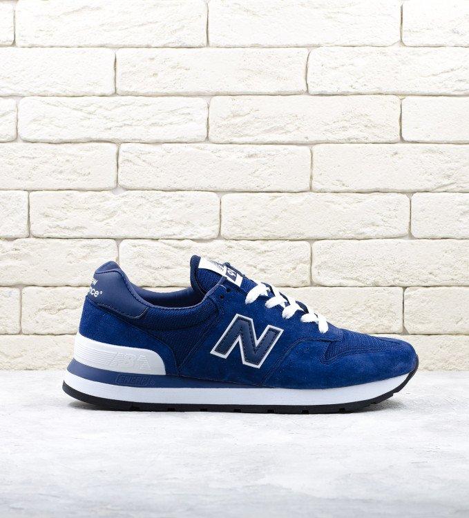 New Balance 995 Made in USA Dark blue