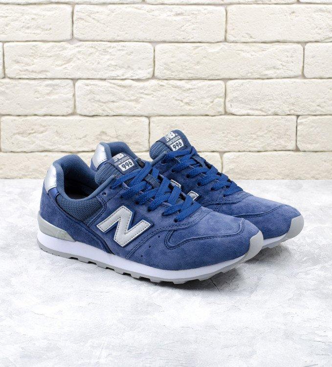 New Balance 996 Blue Reflective