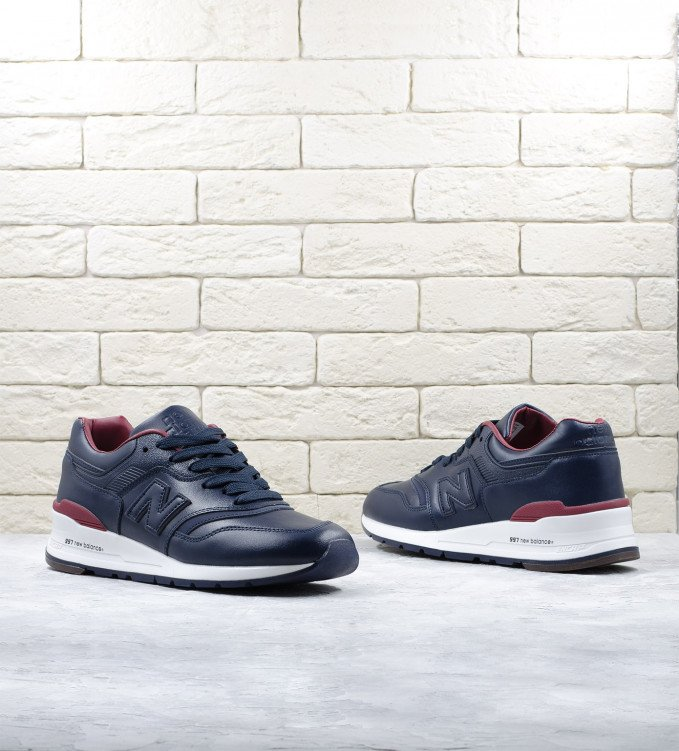 New Balance 997 Horween Explore By Sea