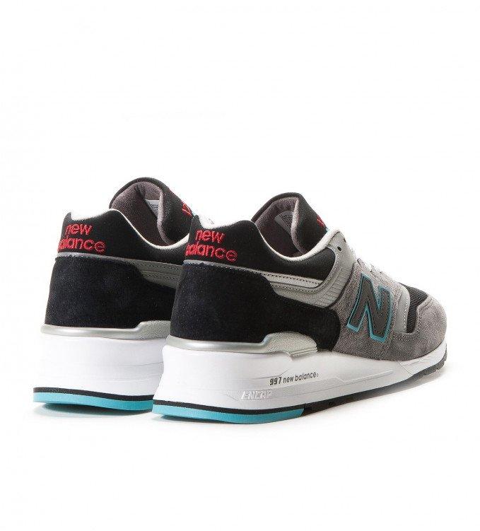 New Balance 997 Grey-Black