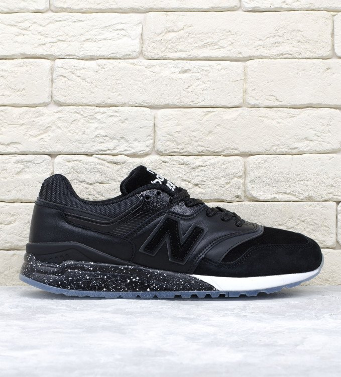 New Balance 997 Limited Black