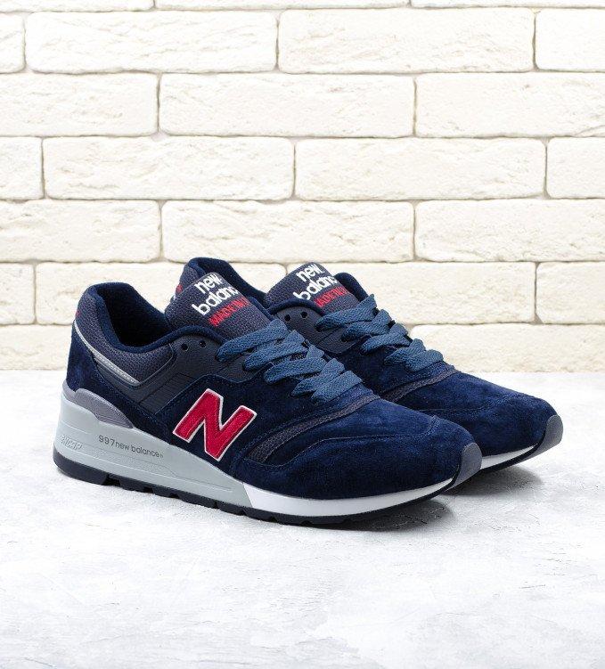 New Balance 997 Midnight-blue
