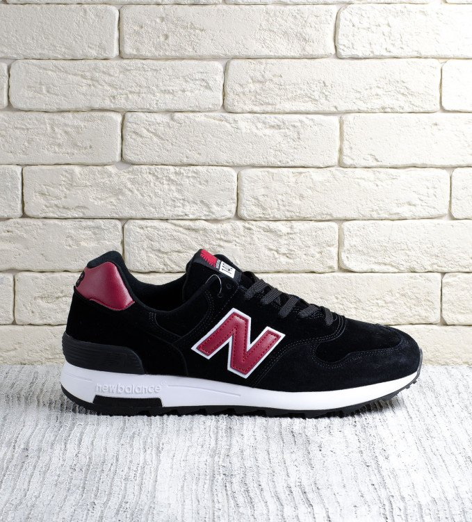 New Balance 1400 black-red