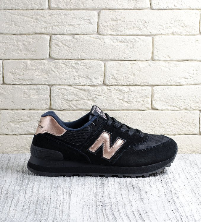 New Balance 574 Rose-Gold V2