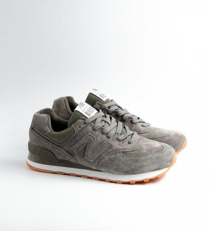 New Balance 574 Sand-grey