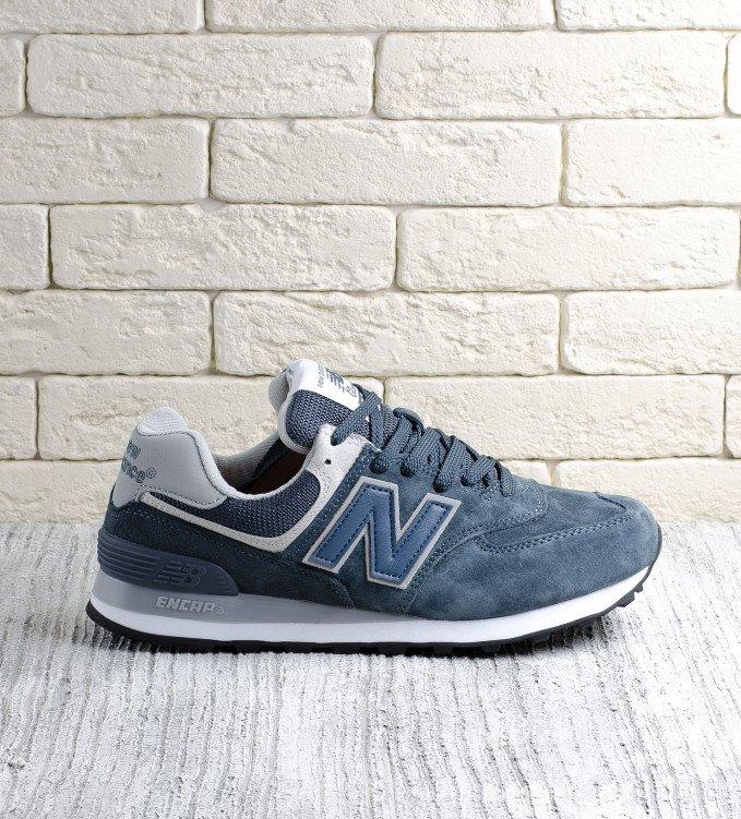 New Balance 574 Slate gray