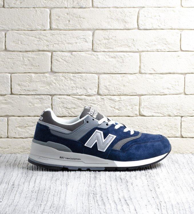New Balance 997 Navy V2