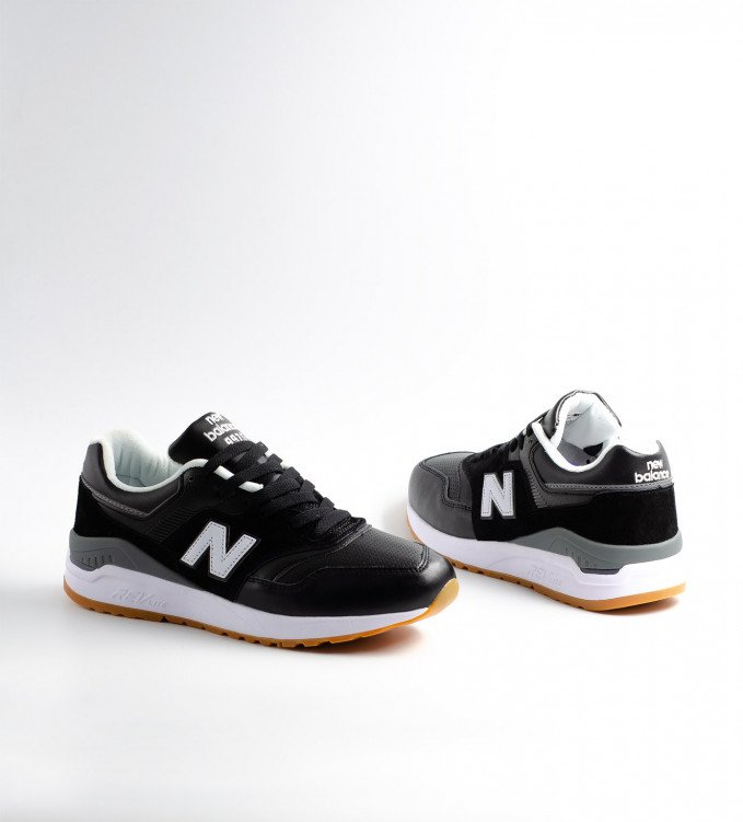 New Balance 997.5 Leather black