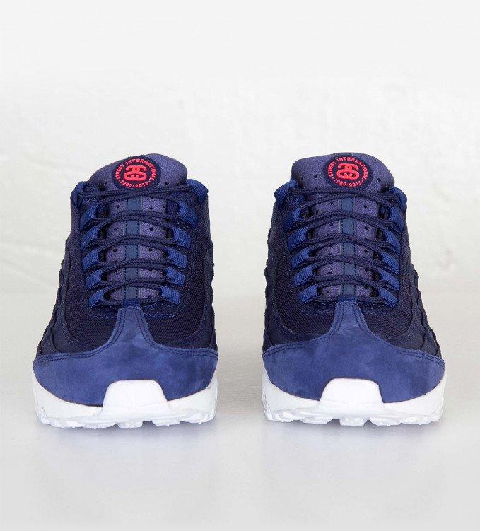 Nike 95 Stussy Blue