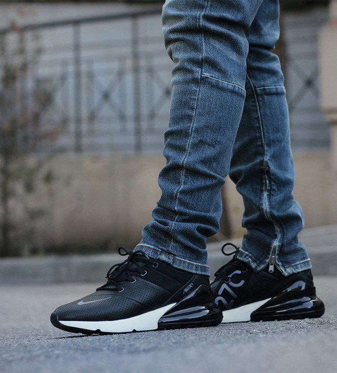 Nike AIR MAX 270 Premium Leather