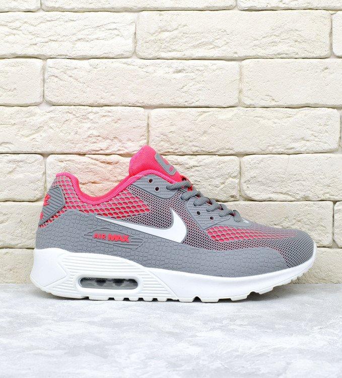 Nike Air Max 90 Grey-Red