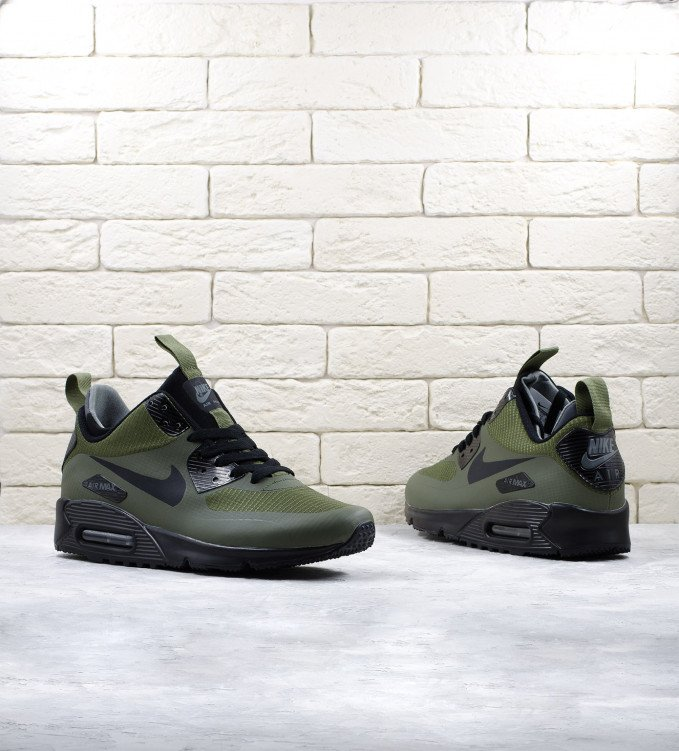 Nike Air Max 90 Mid Winter Dark Loden