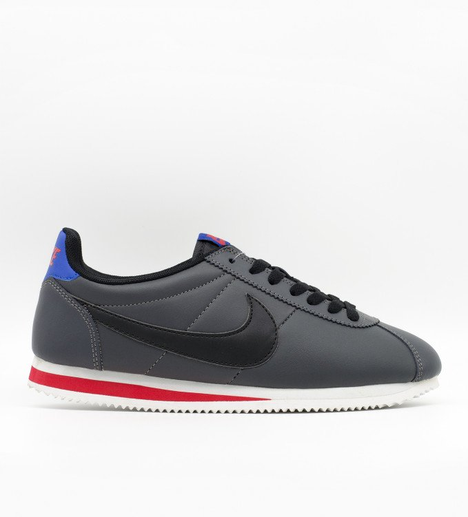 Nike Cortez gray-red