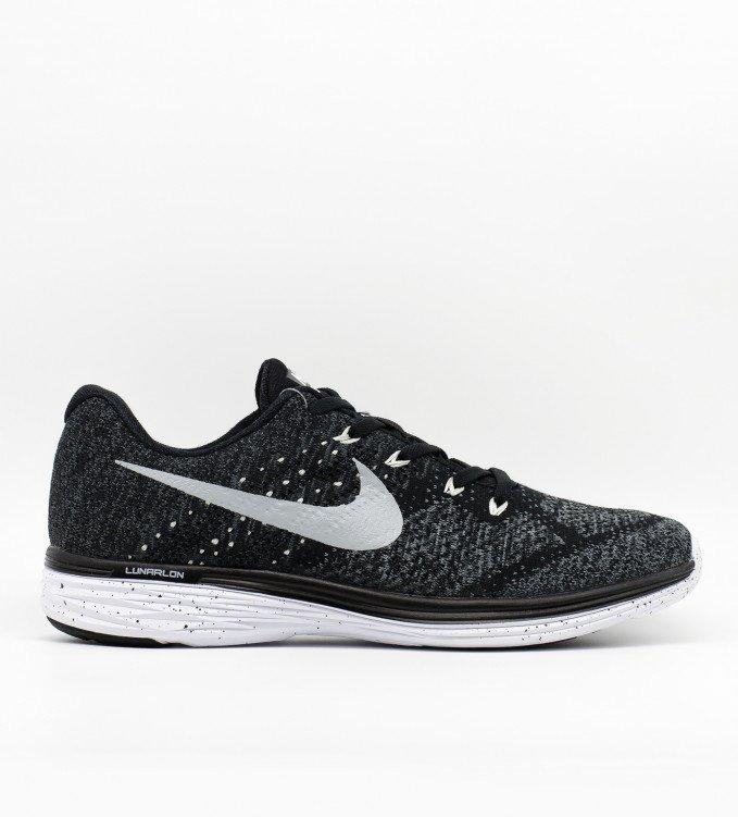 Nike Flyknit Lunar 3 black