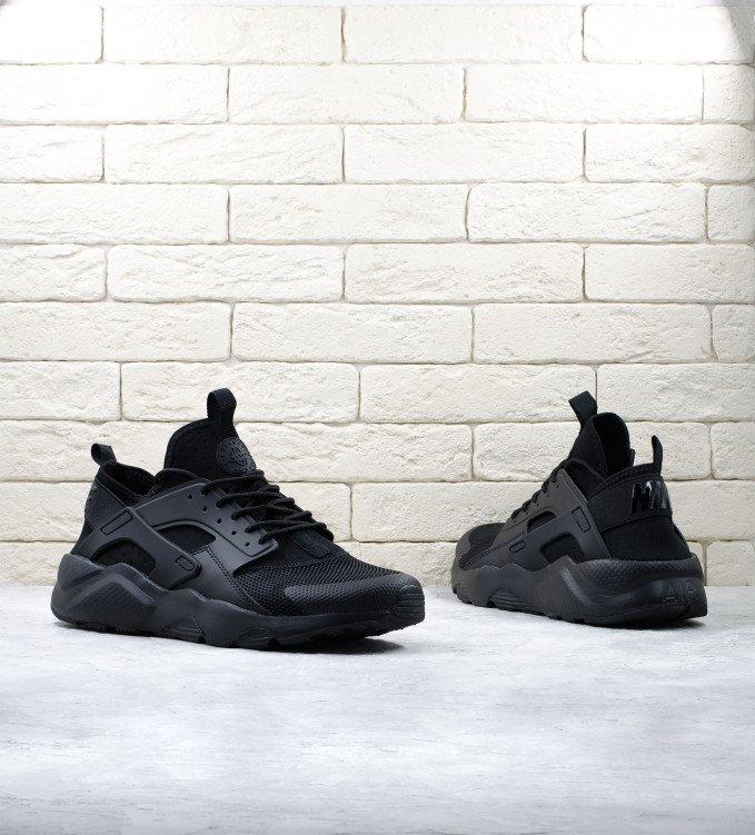 Nike Huarache Ultra All Black