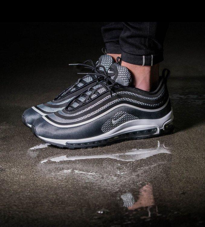 Nike 97 Ultra Platinum Black