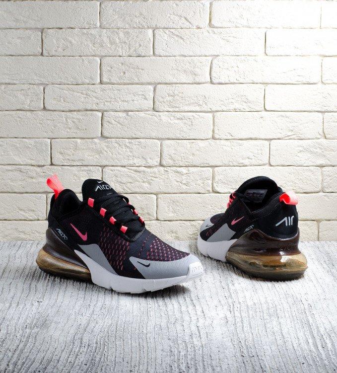 Nike Air Max 270 Red-Black
