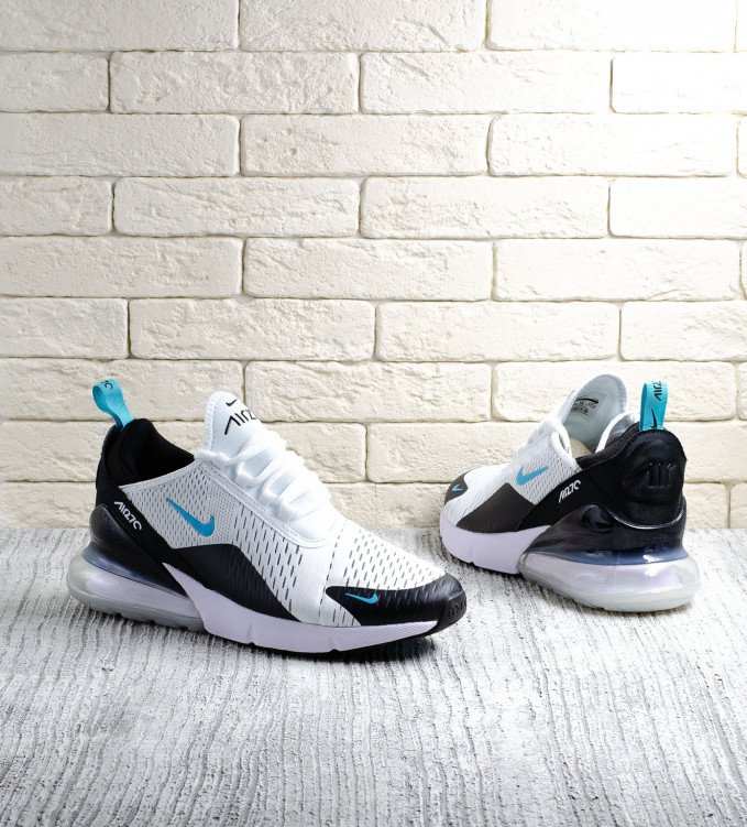 Nike Air Max 270 White-black