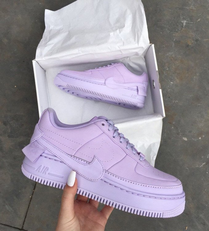 Nike Air Force Jester XX Violet Mist