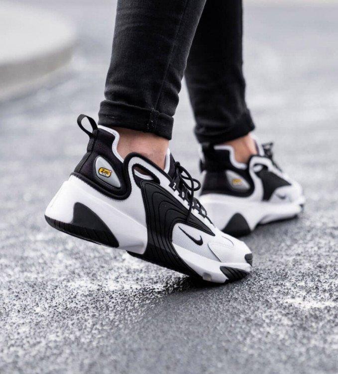 Nike Zoom 2K white-black