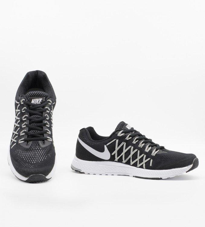 Nike Pegasus 32 black with string
