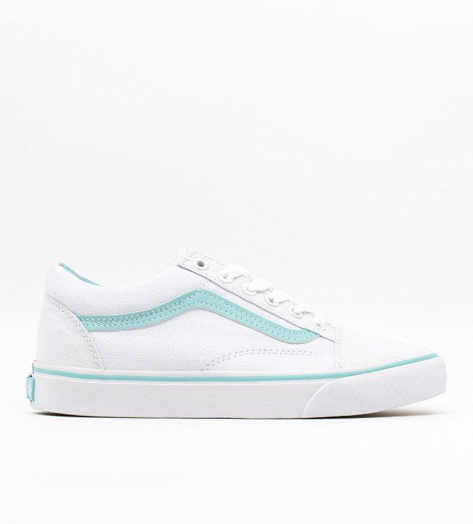 Vans White mint