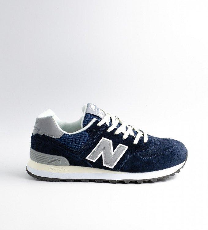 New Balance 574 Oxford Blue