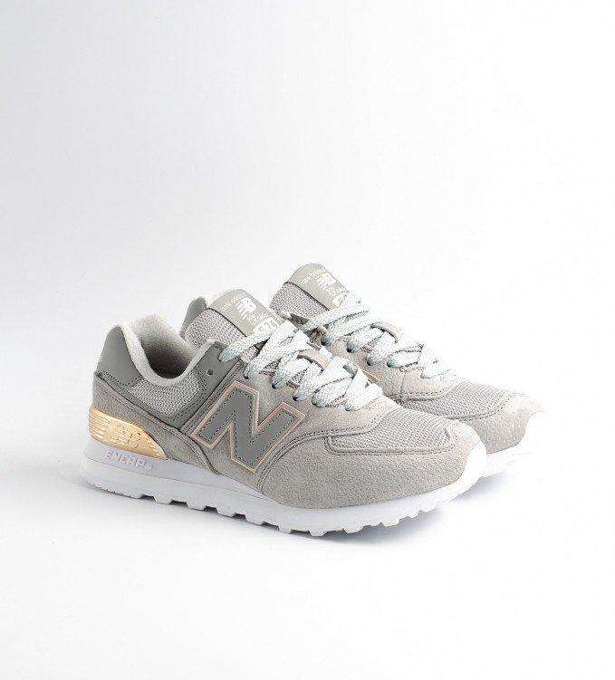 New Balance 574 Grey Gold