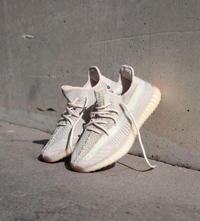 Adidas Yeezy Boost 350 Citrin