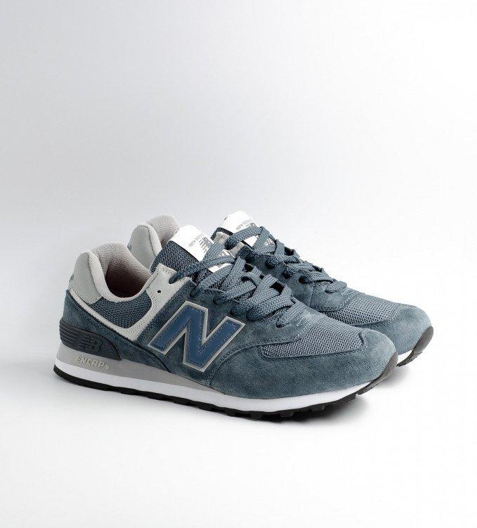 New Balance 574 Slate Gray V2