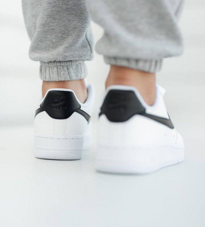 Nike Air Force 1 White-black