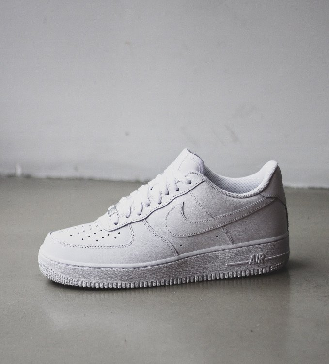 Nike Air Force 1 White New
