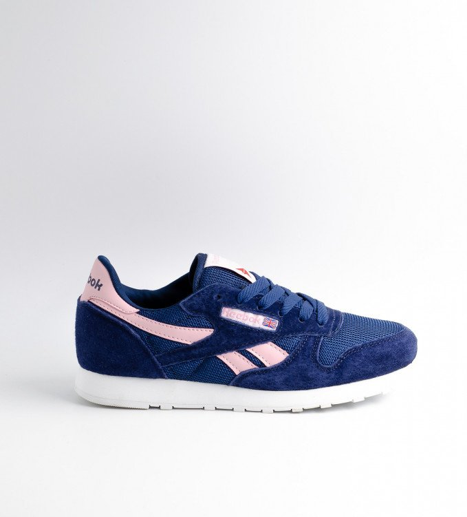 Reebok Classic Pink-Blue